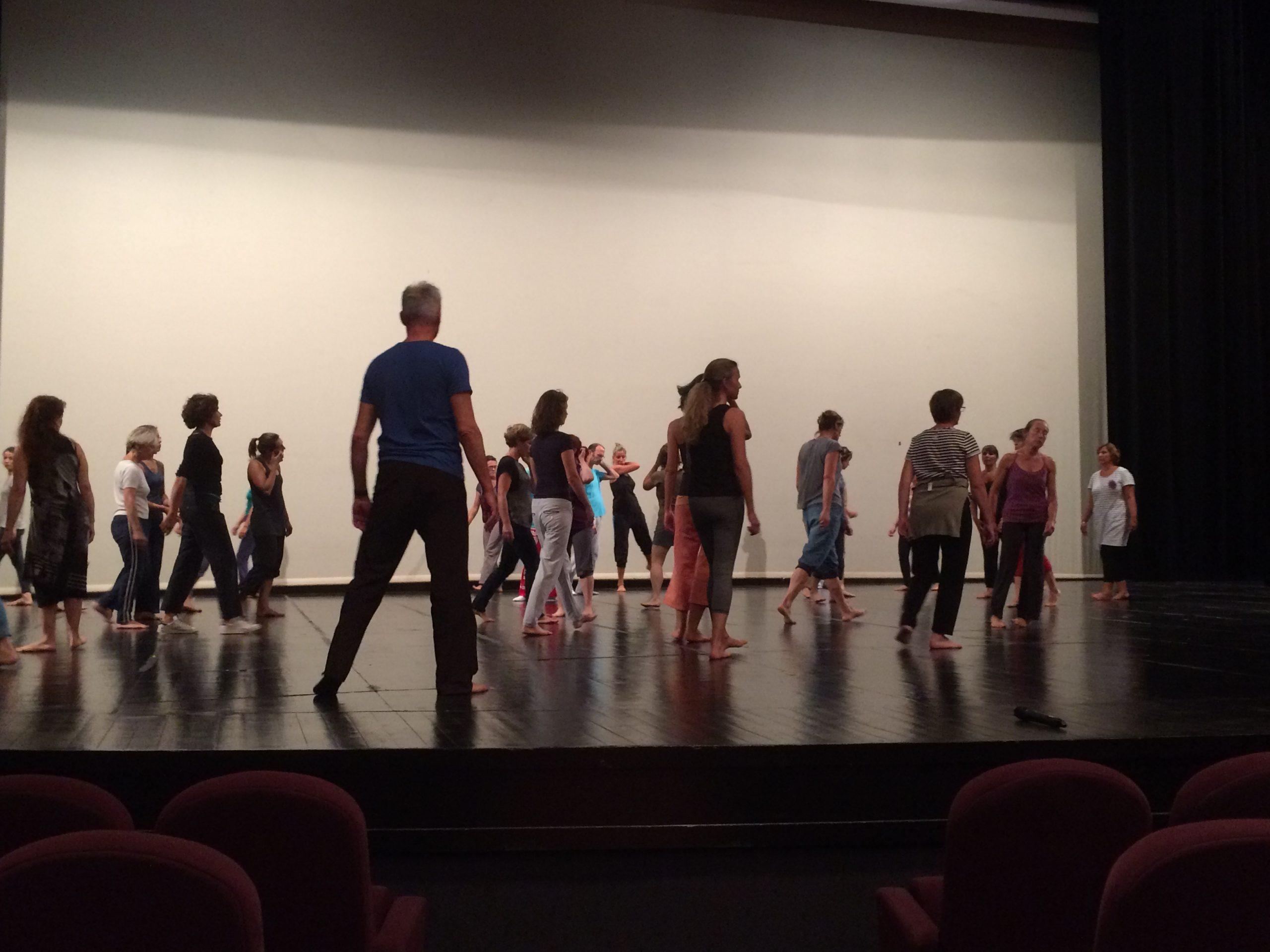 Dancing au Moulin