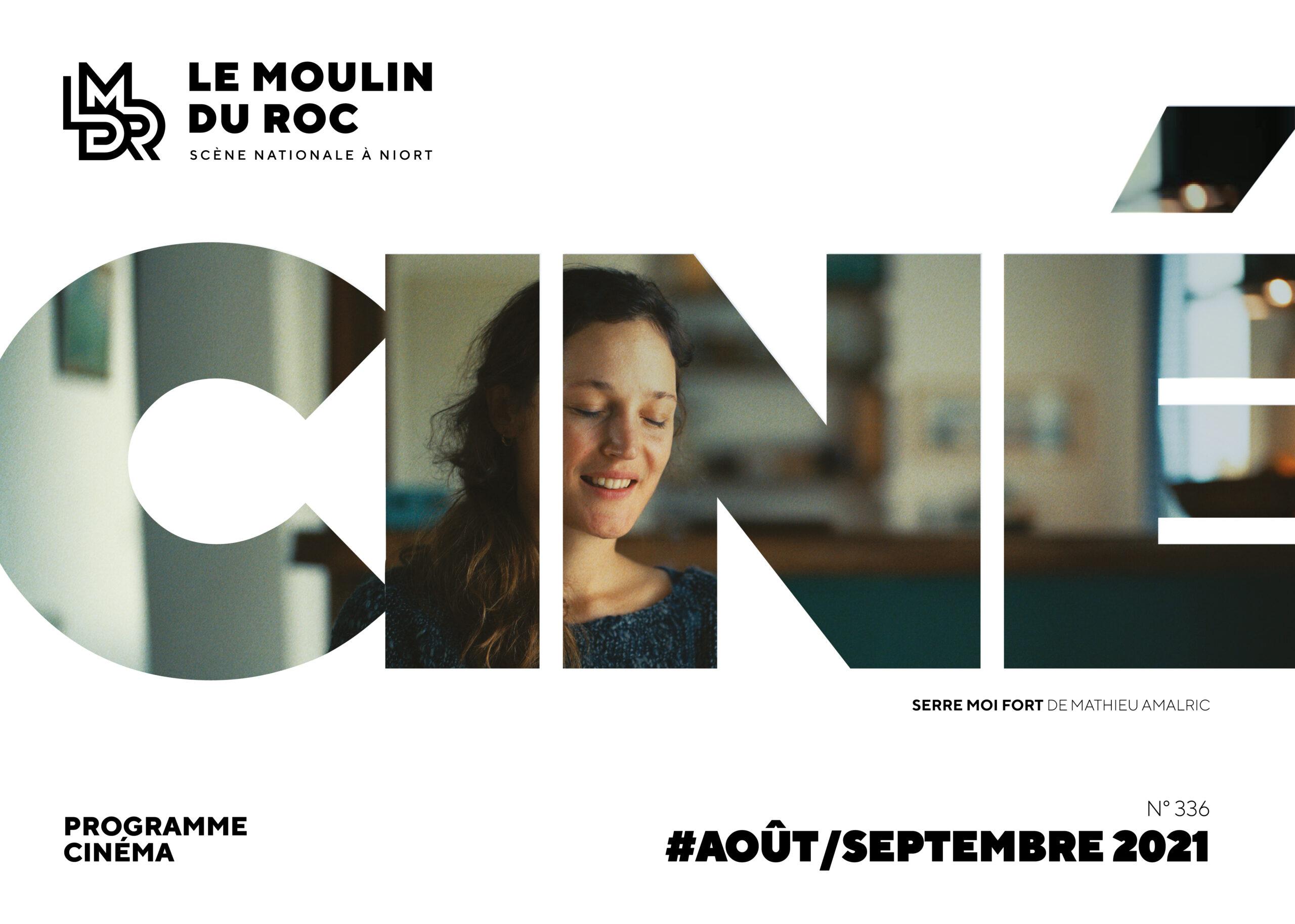 Programme du cinéma du Moulin du Roc à Niort