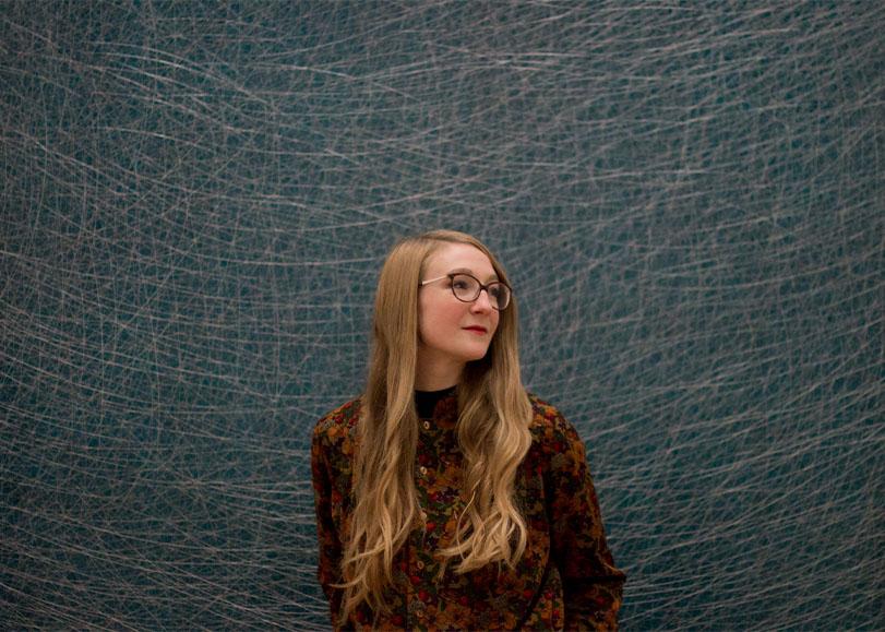 La musicienne Ellie James.