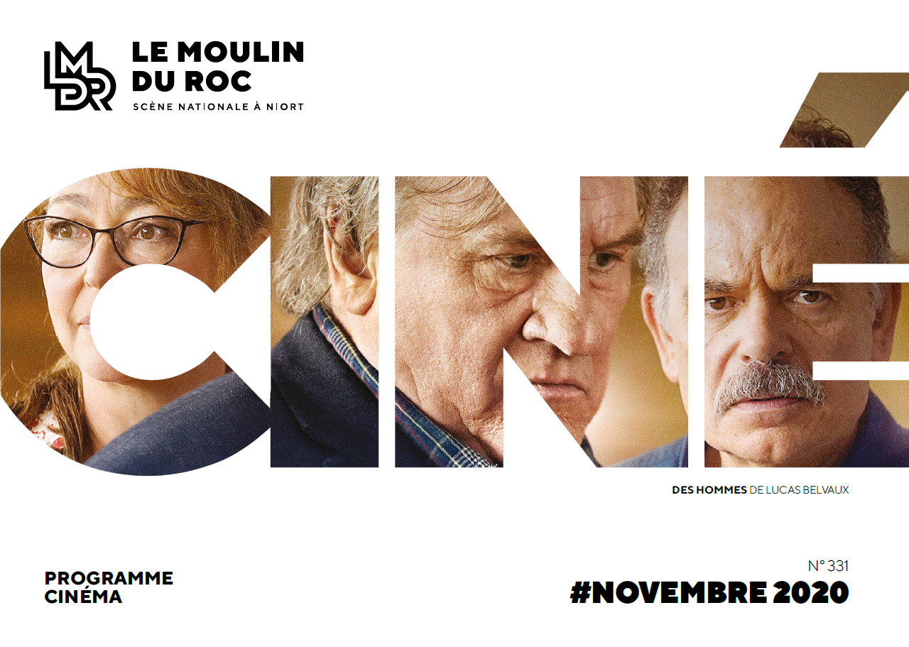 Programme cinéma du Moulin du Roc à Niort de novembre 2020