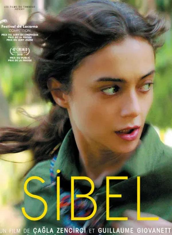 Affiche du film Sibel programmé par le cinéma du Moulin du Roc à Niort